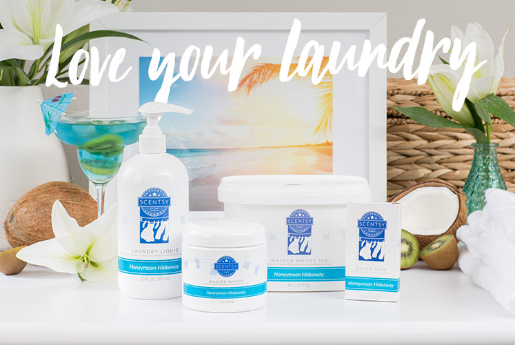 Love Your Laundry - Scentsy Laundry