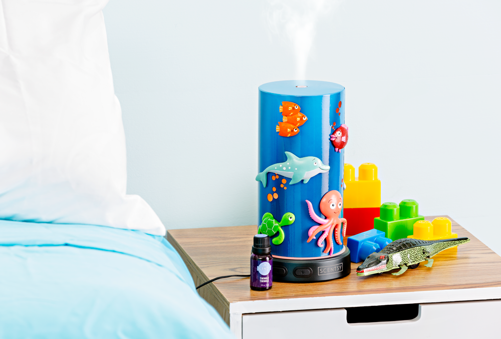 Photo of Scentsy's DeepBlue Sea Diffuser for Kids