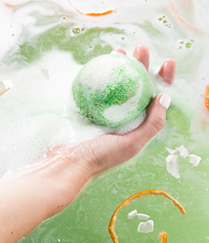Photo of scentsy amazon rain bath bomb
