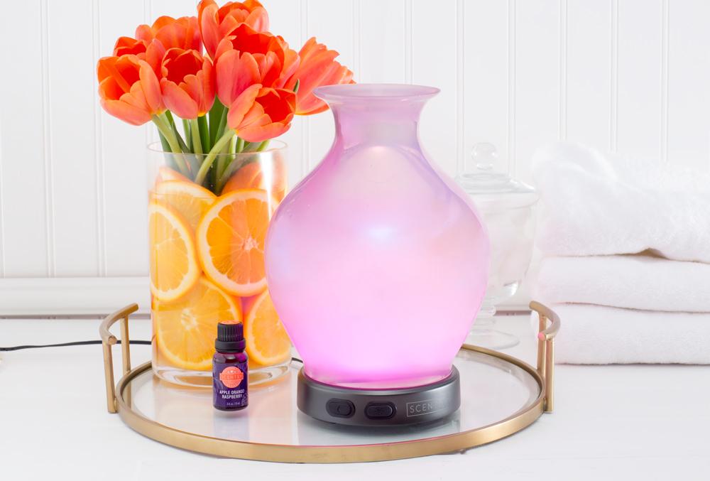photo of Scentsy diffuser