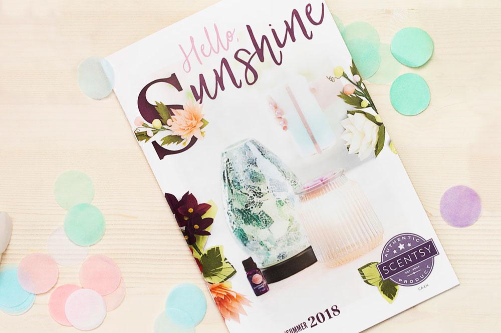 Photo of Scenty's 2018S Spring/Summer Catalog