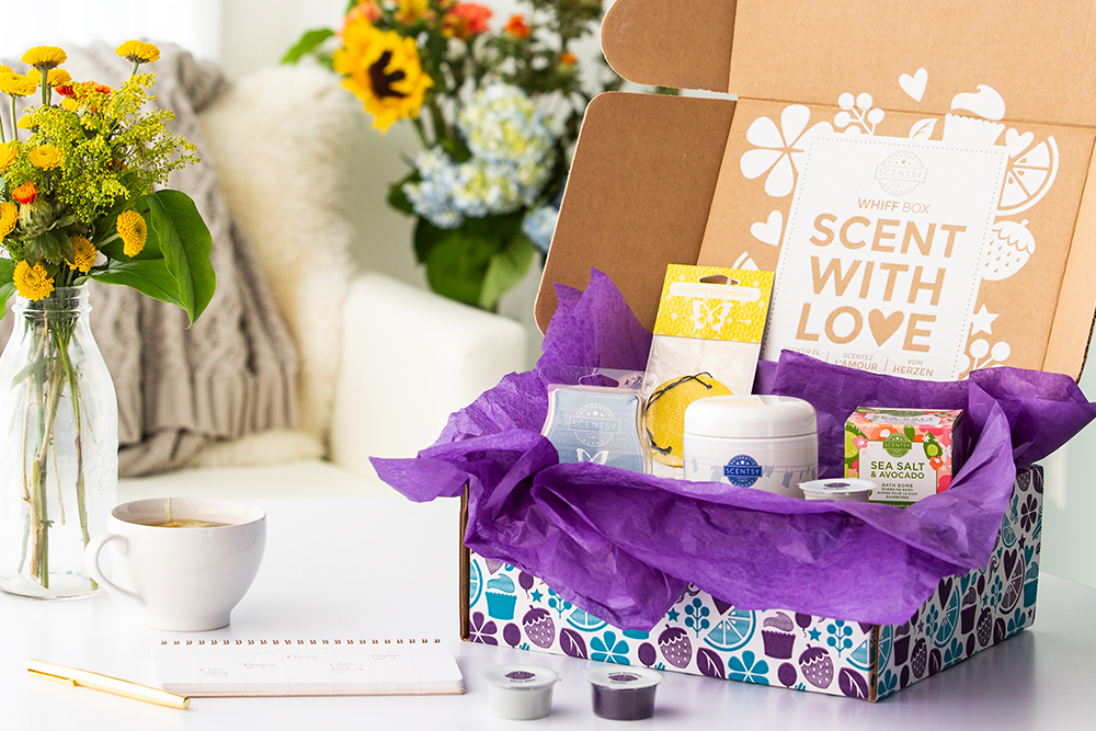 Whiff Box Contents
