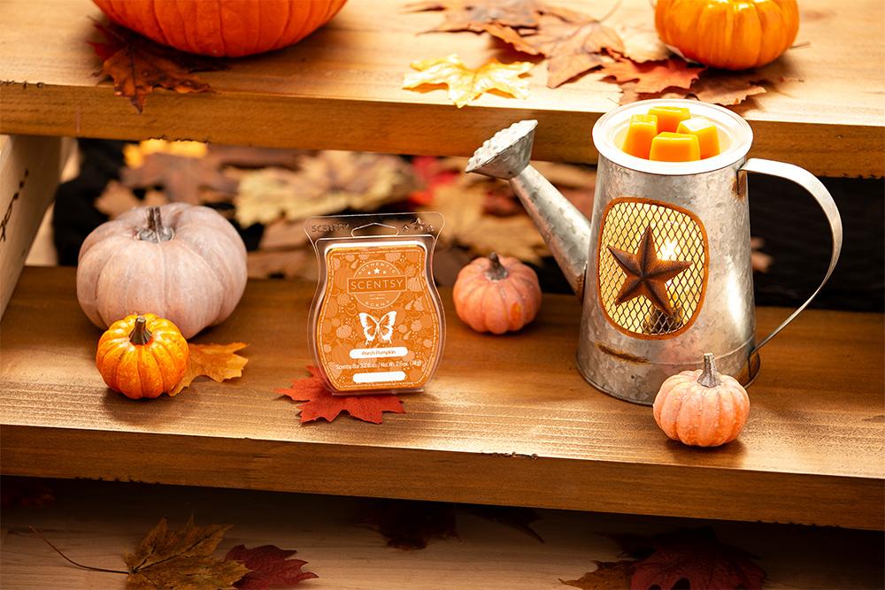 Photo of Porch Pumpkin Sent