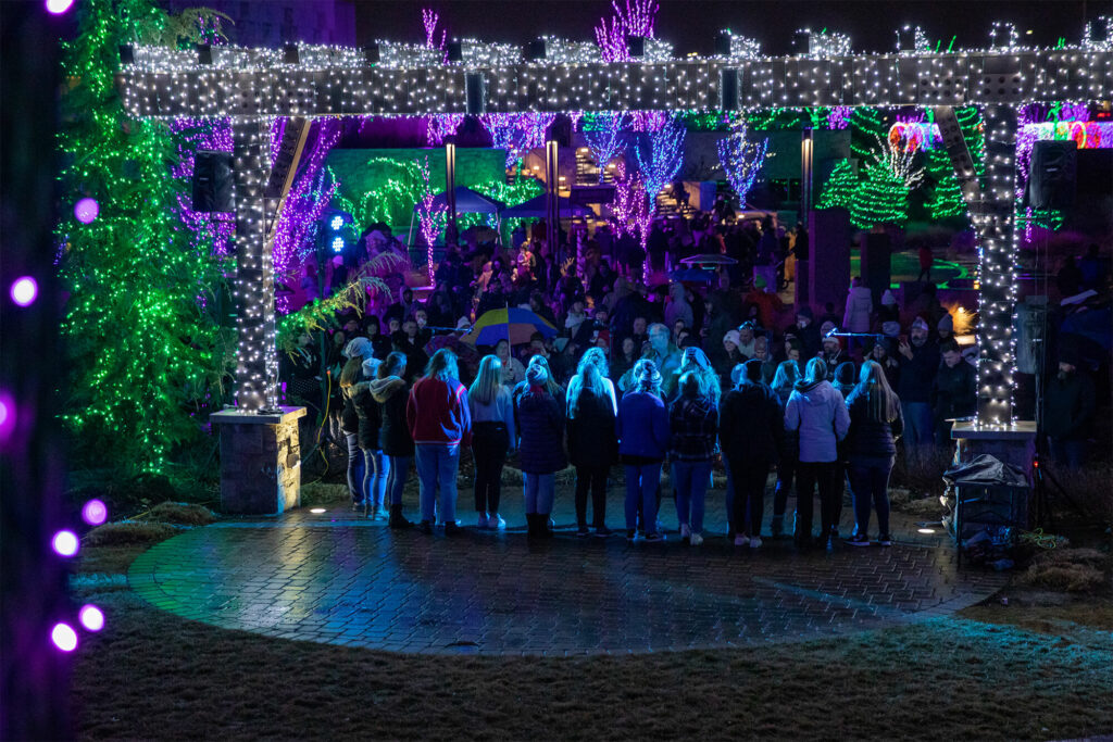 Scentsy 2019 Point of Lights