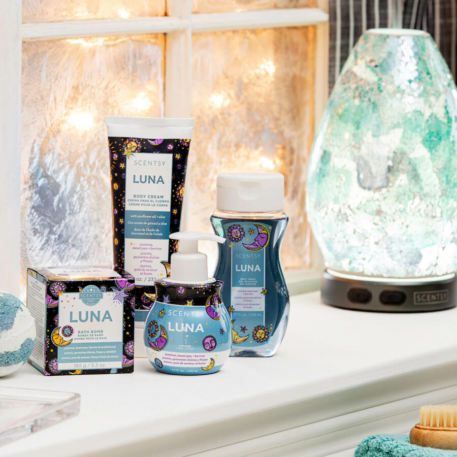 Scentsy Wintertime Essentials