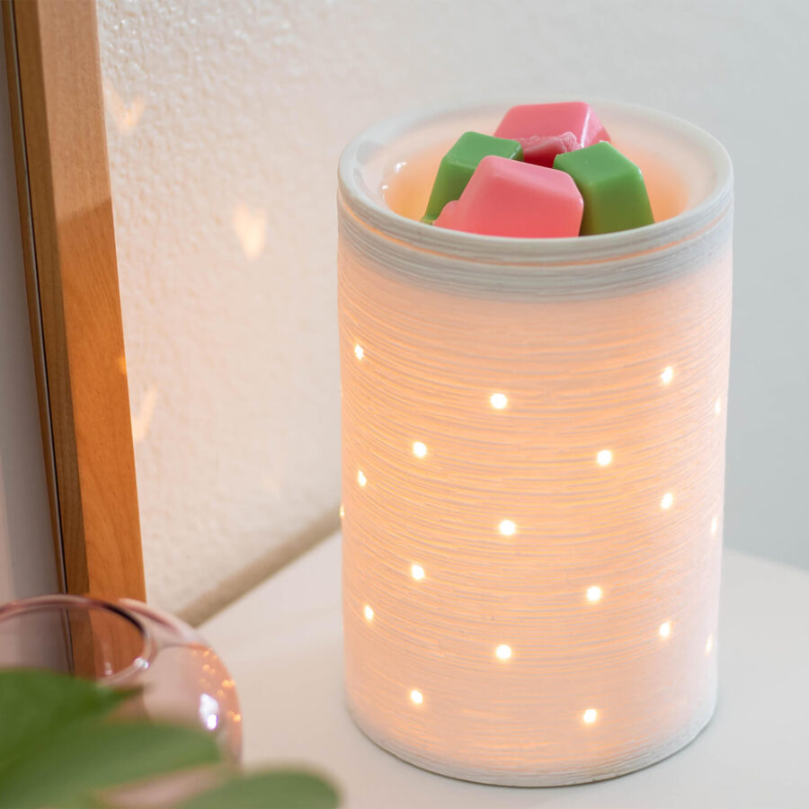 Scentsy Etched Core warmer