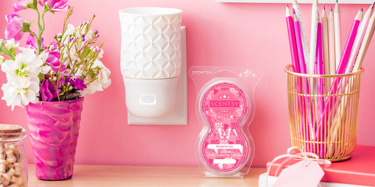 Mother's Day blog - Star Wall Fan Diffuser and Picked For You scent bar