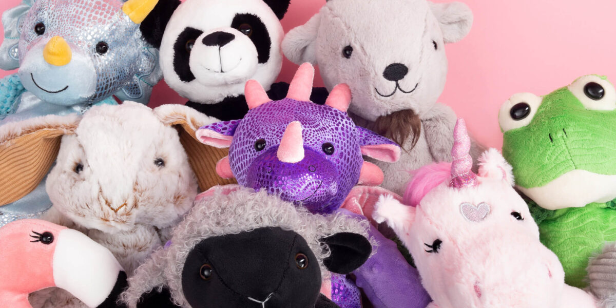Collection of Scentsy Buddies