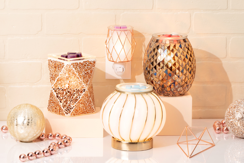 Scentsy Steal the Scene stylized shot