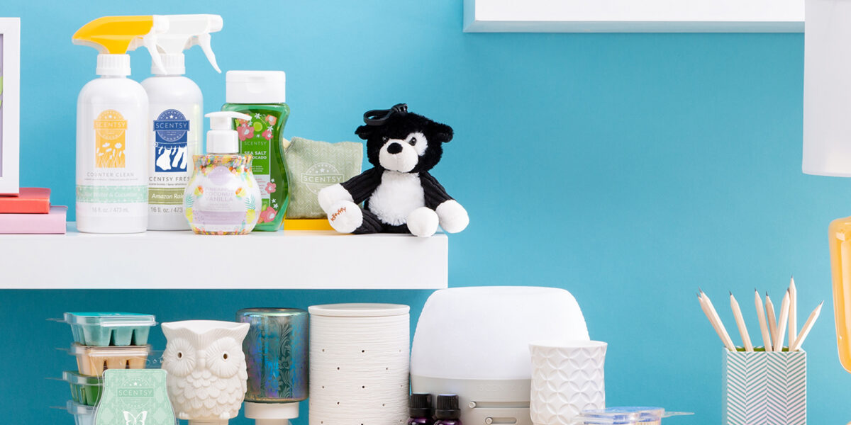 Scentsy Fragrance Systems