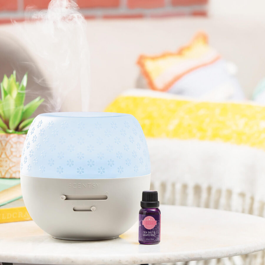 Deluxe Diffuser with oil