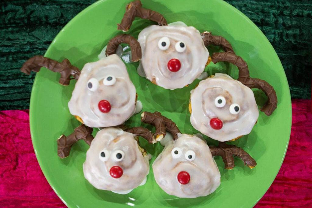Reindeer Rolls
