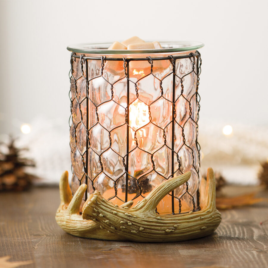 Scentsy Antler Lodge Warmer