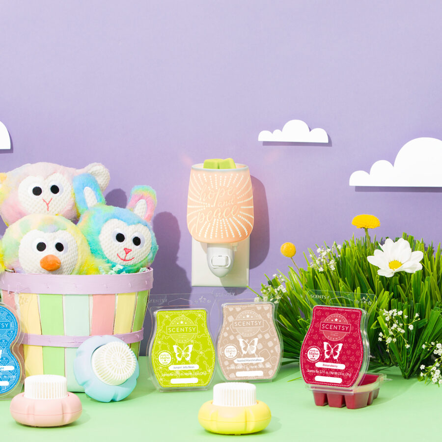 Scentsy's Entire Easter Collection