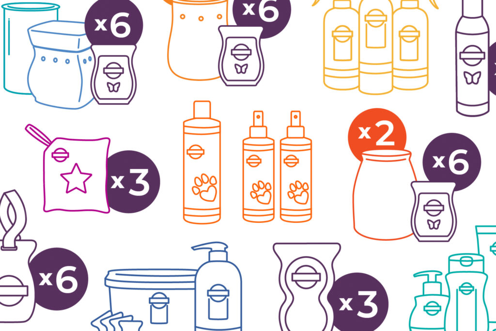 Scentsy Bundle and Save Graphic