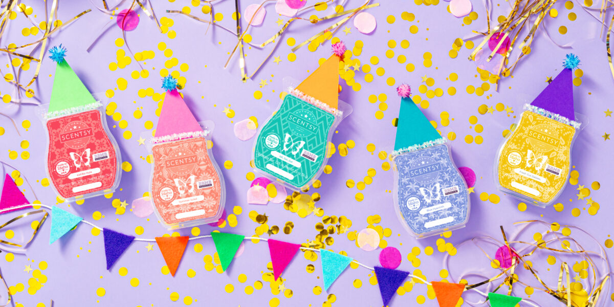 Scentsy Bring Back My Bar 2021 Event