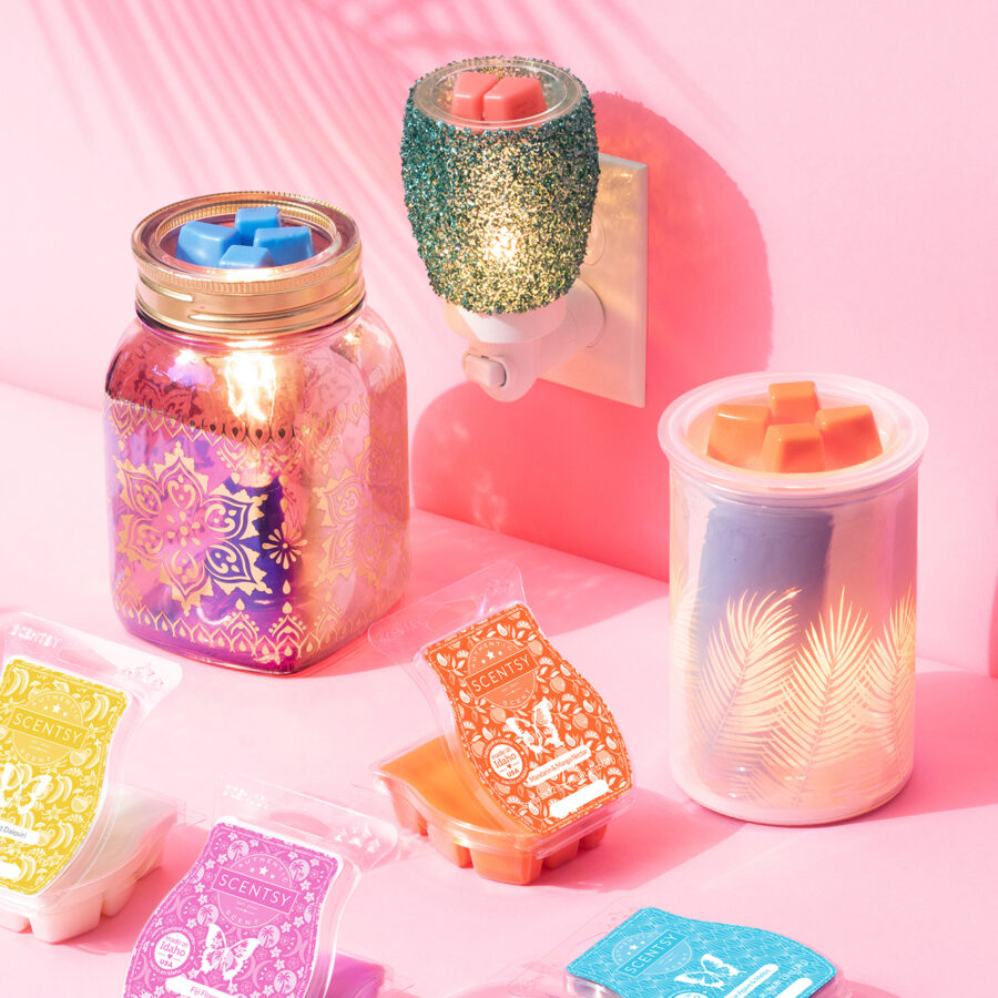 Scentsy Summer 2021 Collection