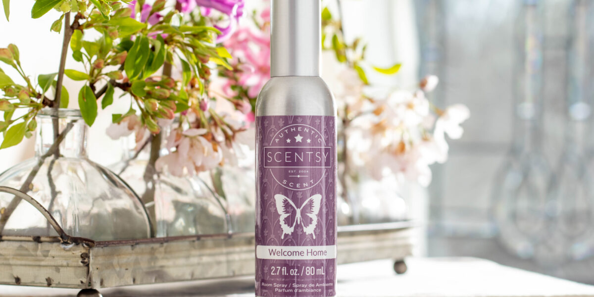Scentsy Welcome Home Room Spray gift