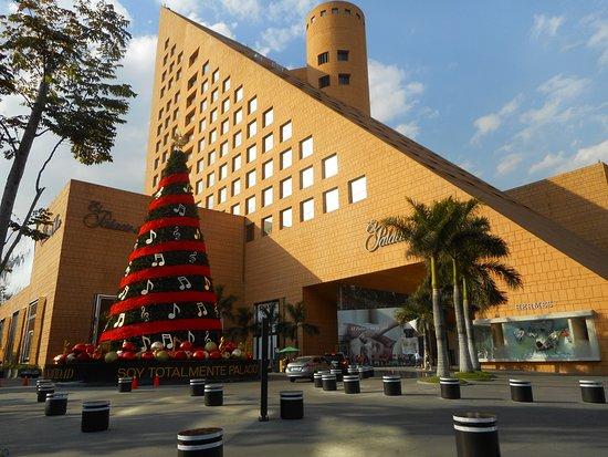 Shopping El Palácio de Hierro