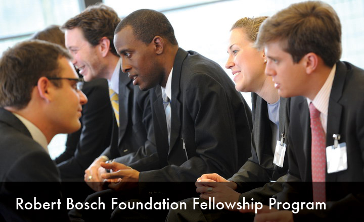 Robert Bosch Foundation Fellowship Program