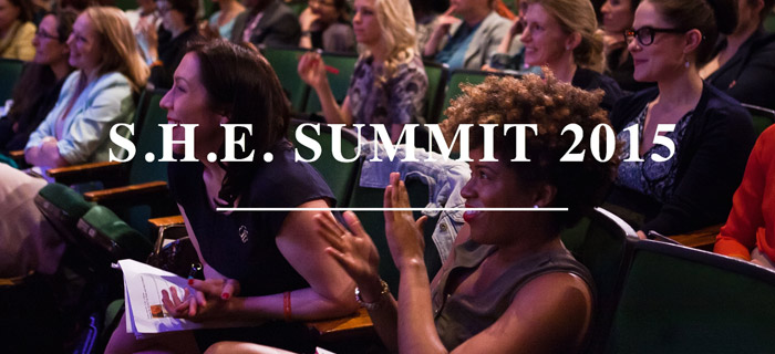 SHE Summit 2015