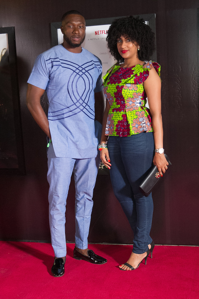 Emmanuel Ikubese x Juliet Ibrahim