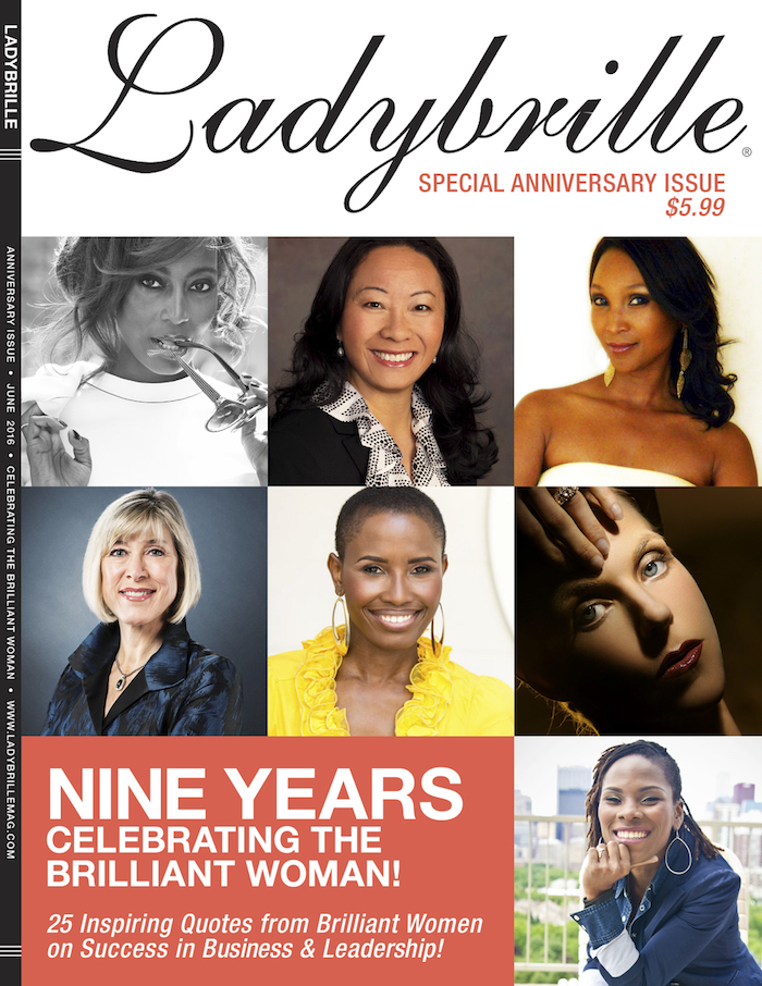Ladybrille Magazine Special Anniversary Issue