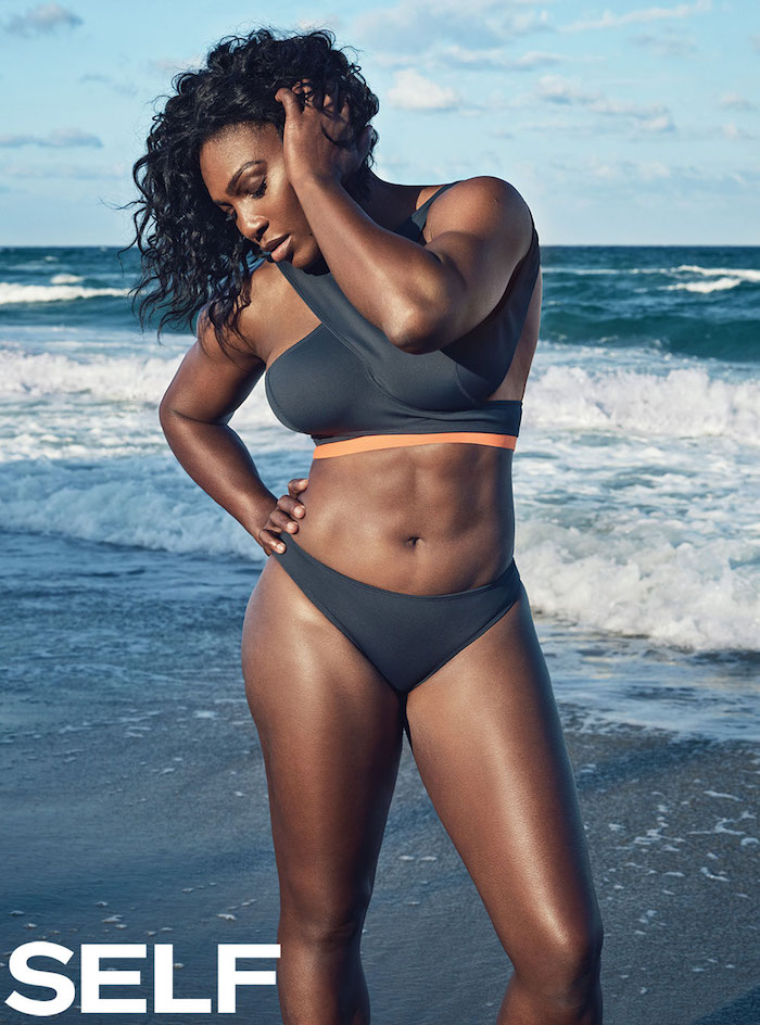 Serena Williams Self Strong and Sexy 3 | Ladybrille