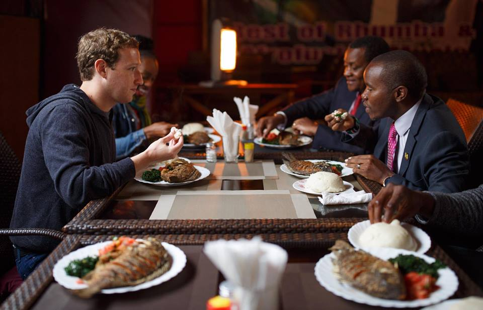 Mark Zuckerberg Nairobi Kenya 2