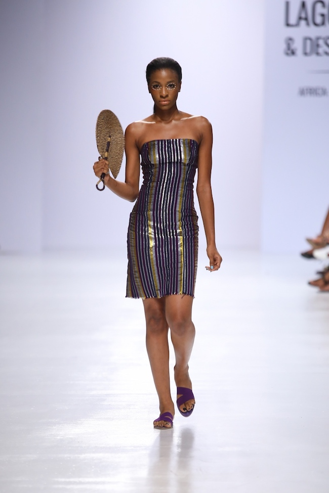 Photos Lagos Fashion And Design Week Day 4 Iamisigo Lfdw2017 Ladybrille Magazine