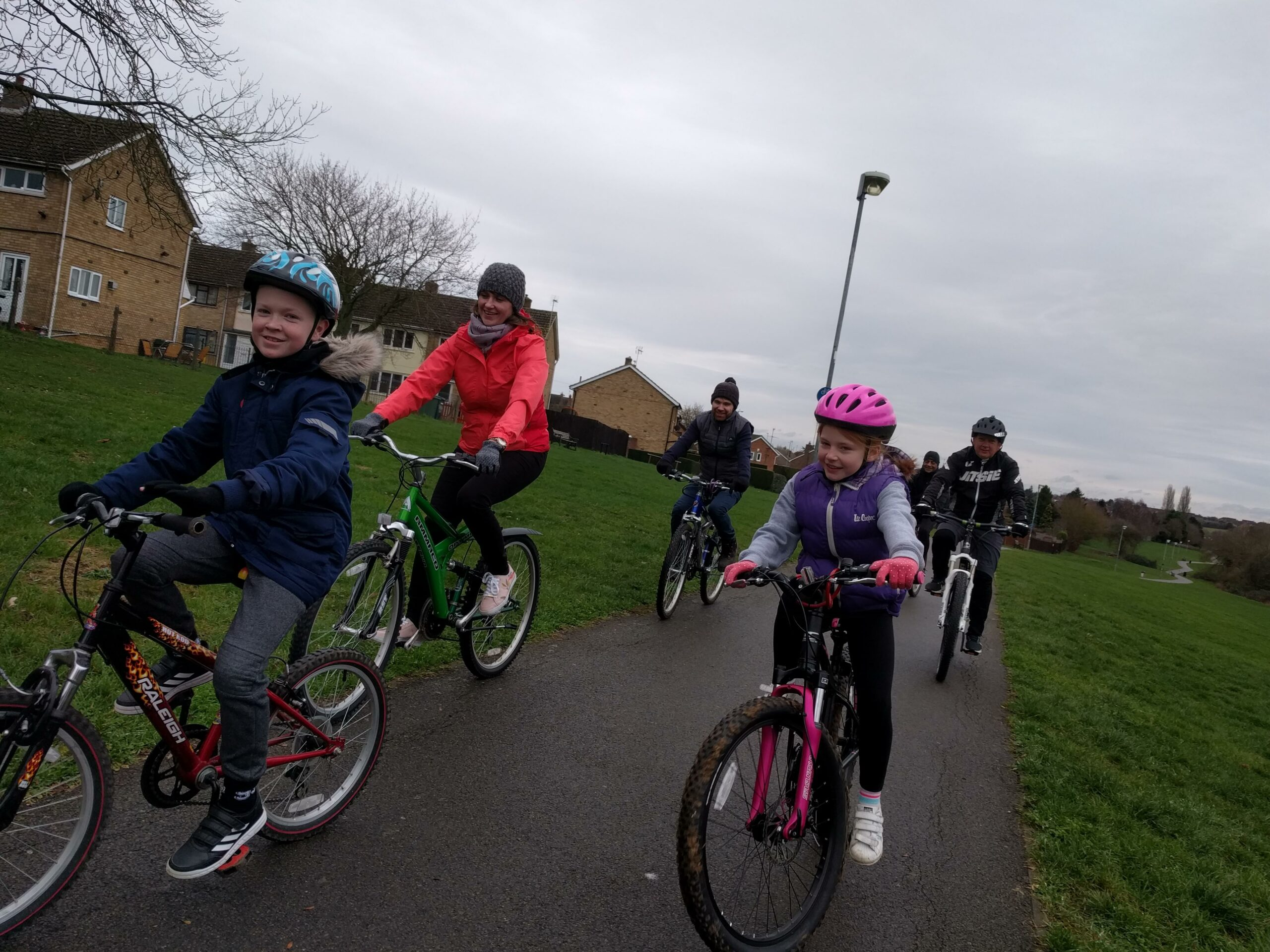 Wilby Way group cycle