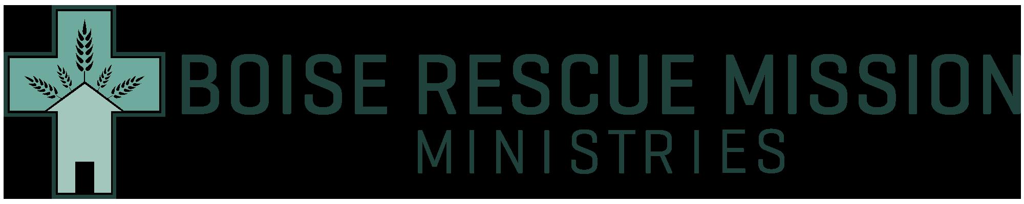 Boise Rescue Mission Ministries logo