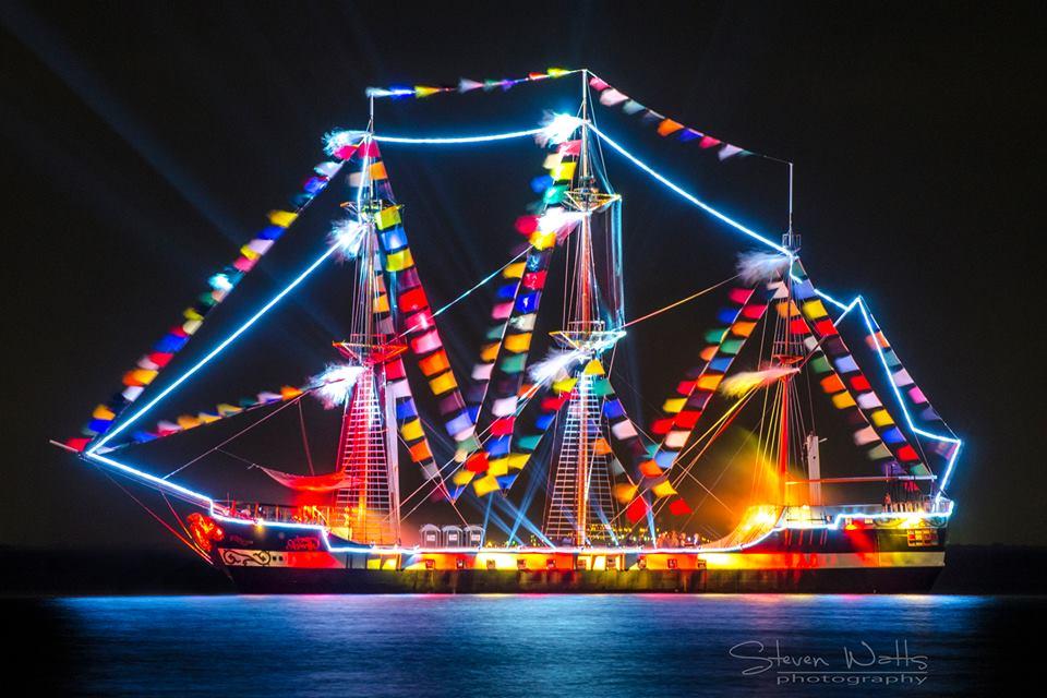 Gasparilla Ship 2014