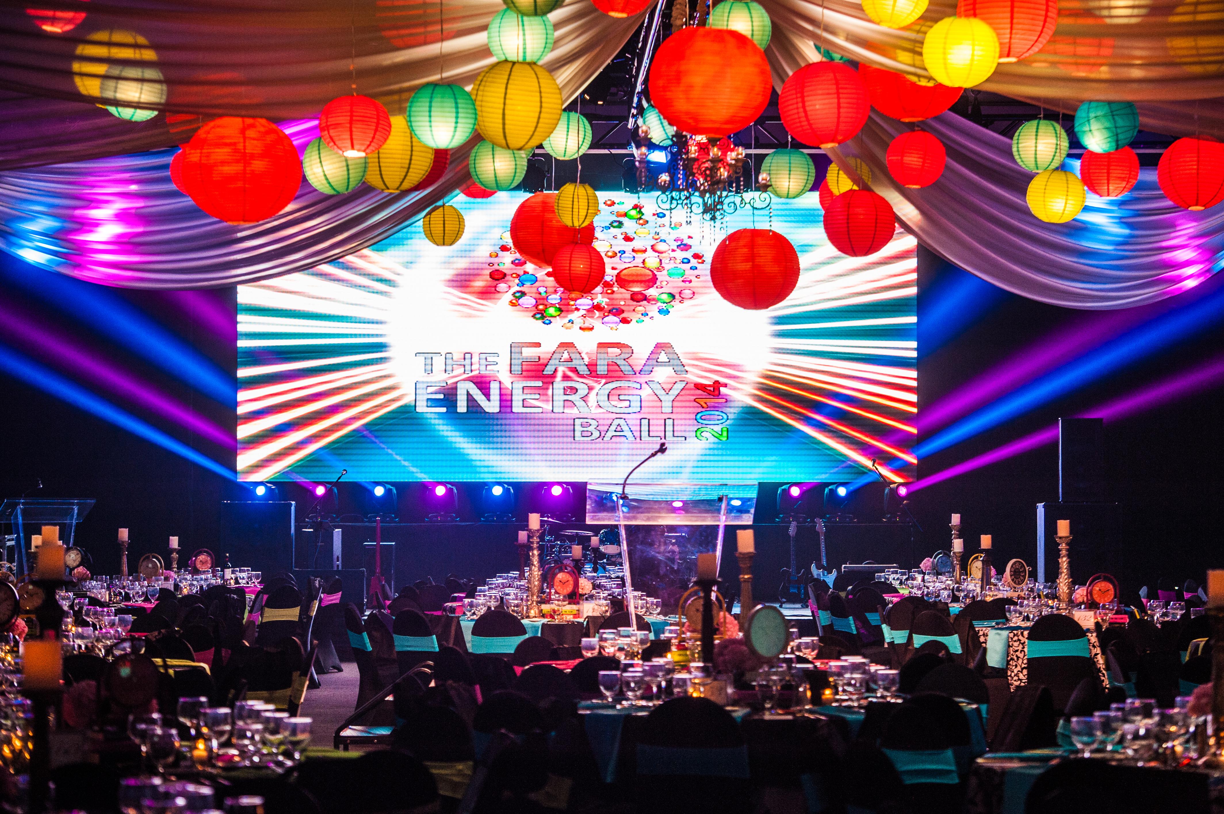 Fara Energy Ball 2014