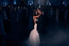 Anna Lucia Wedding-Low Lying Fog
