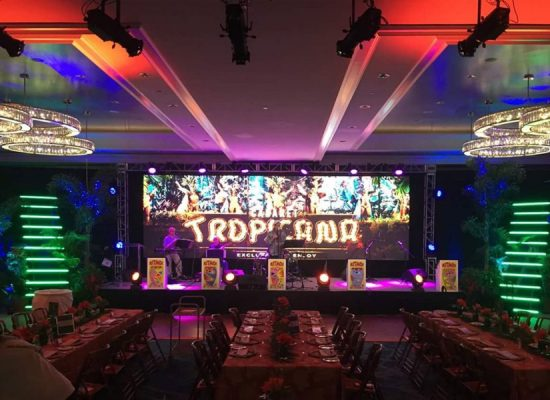 Why Hiring Lighting Professionals is the Key to Your Event's Success