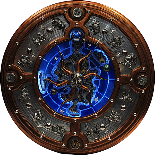Mini Astrological Clock