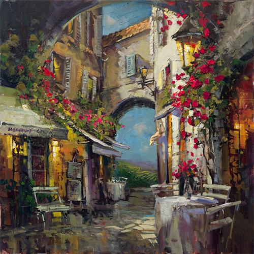 Siena Rain