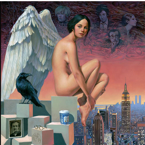 Angel Of New York