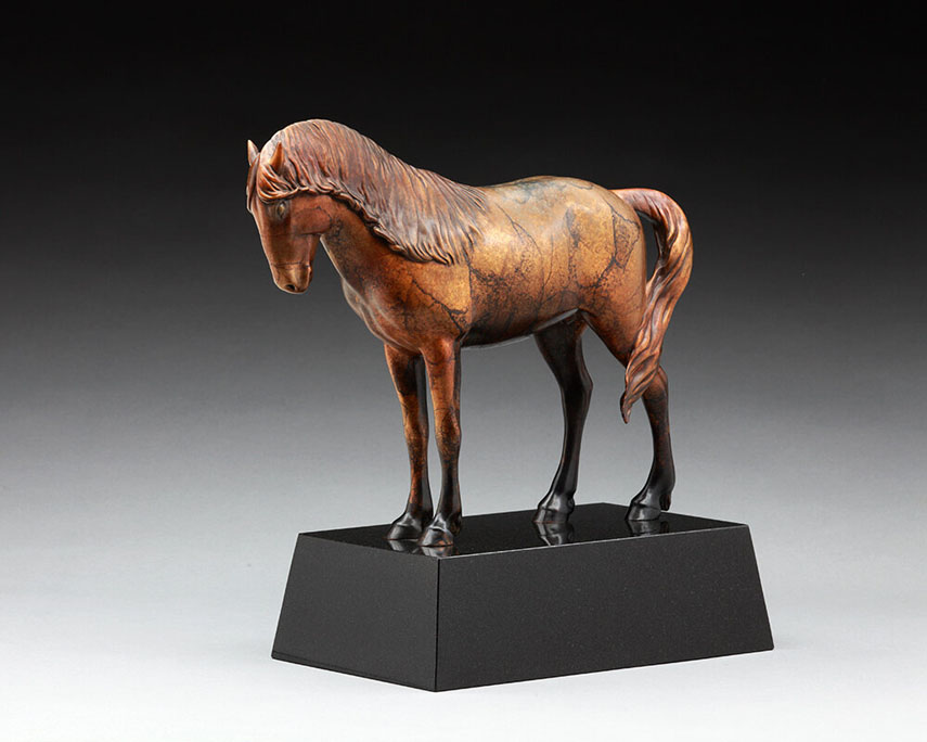 Noble Spirit Maquette by Joshua Tobey