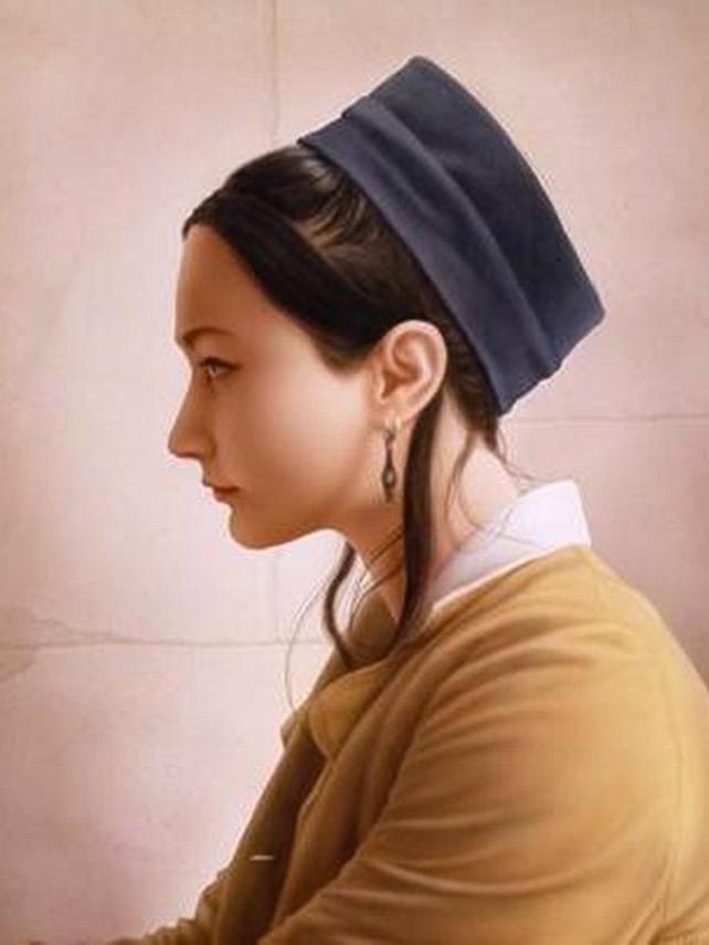 Young Parisian by Edson Campos