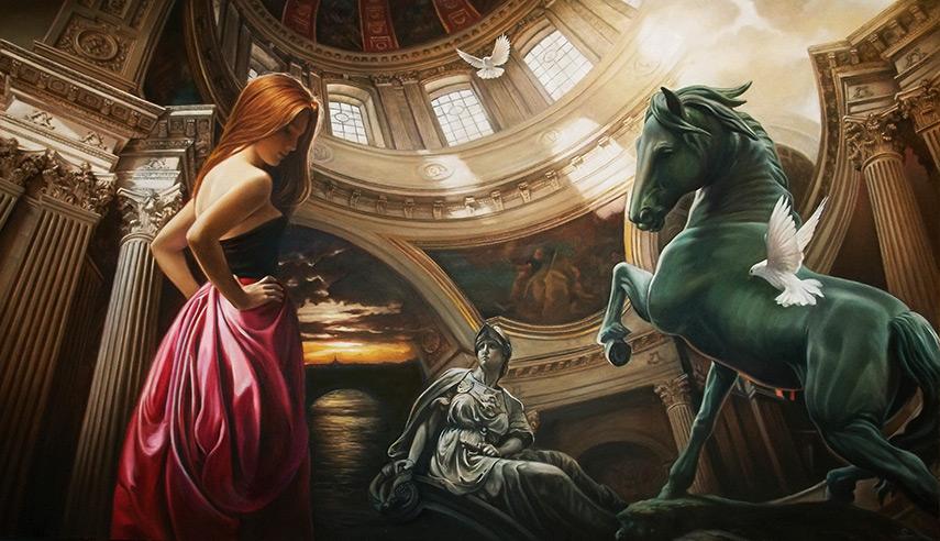 Premonitian by Edson Campos