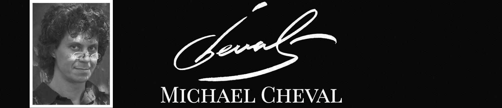 Michael Cheval Artwork