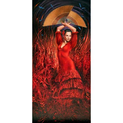 Flamenco Flame