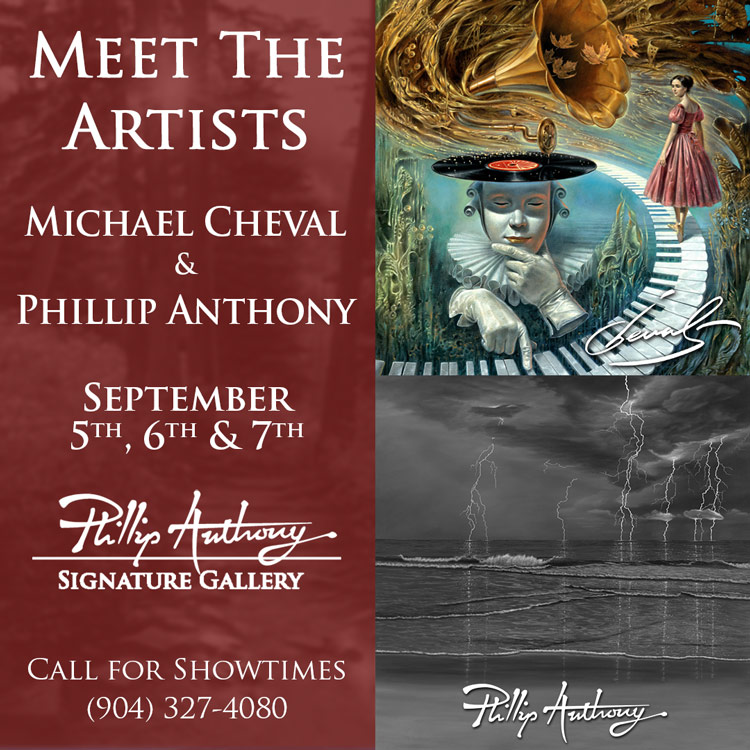 Michael Cheval and Phillip Anthony Show - September 2020