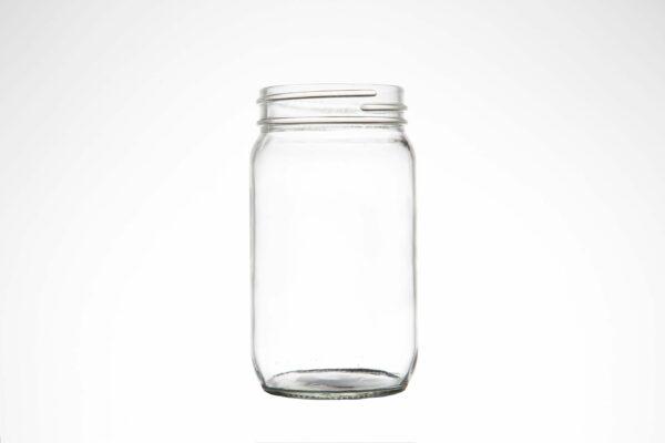 Mayo Glass Jars Wholesale & Bulk