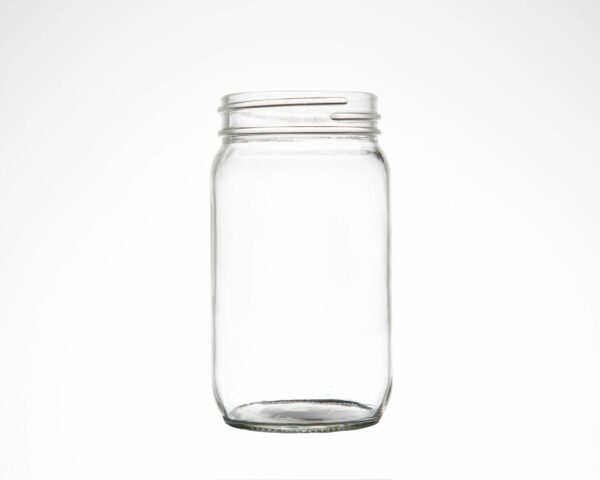 Mayo Glass Jars Wholesale & Bulk