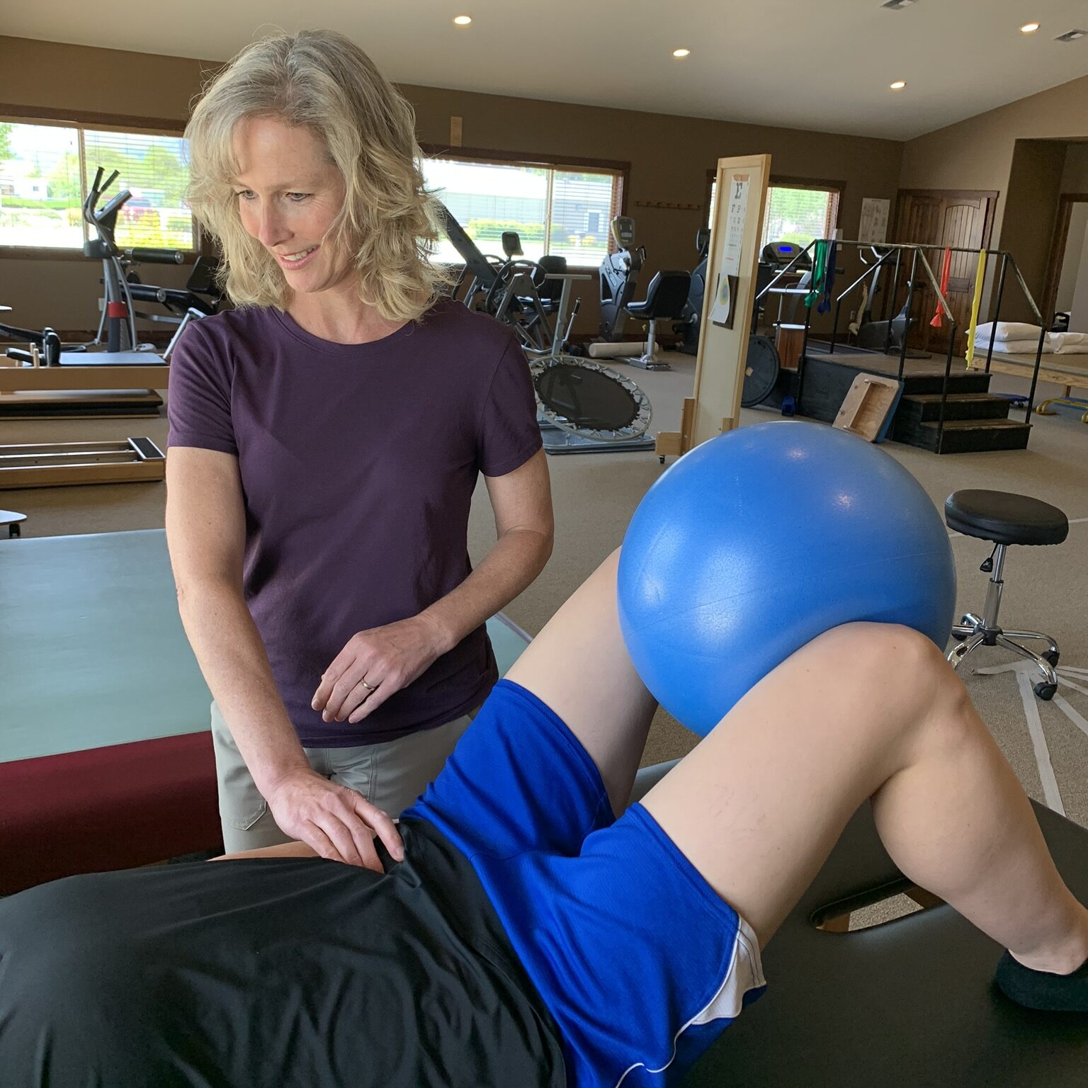 Women's Health Physical Therapy Treatment