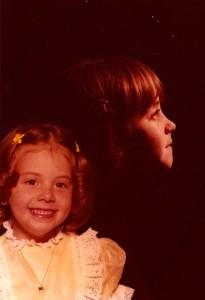 Vicki & I 1979