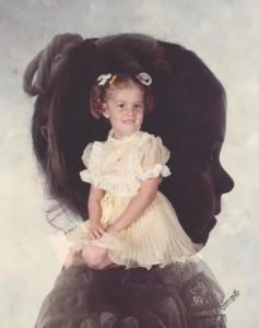 Vicki Lynne, Age 4